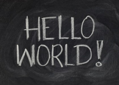 Hello, World