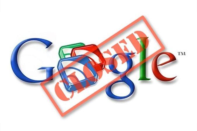 Adiós Google Reader