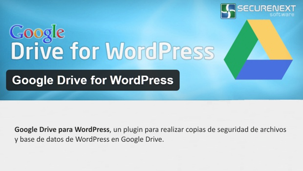 Backups de WordPress a Google Drive – primera parte