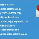 Tienes múltiples direcciones de email en tu cuenta Gmail, ¿lo sabías?