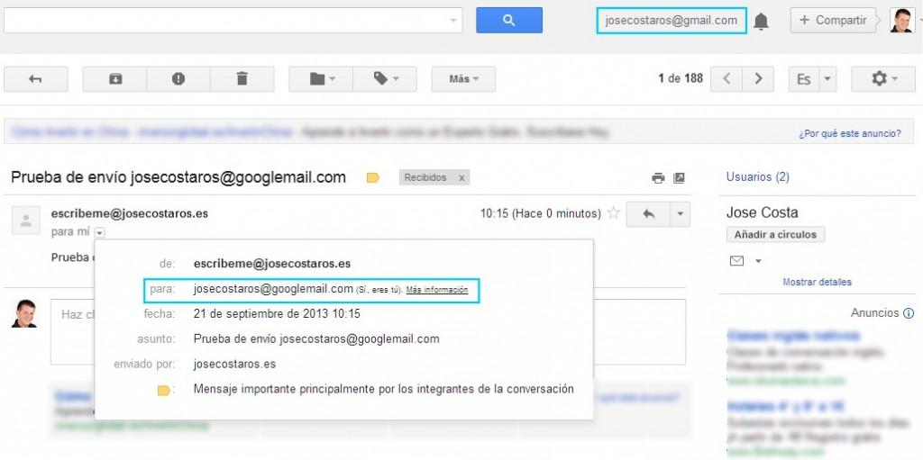 prueba-googlemail